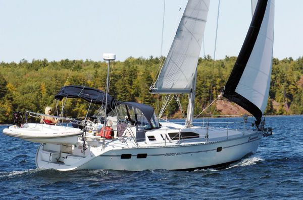 Boats for Sale & Yachts Hunter HUNTER 40.5 LEGEND 1995 All Boats