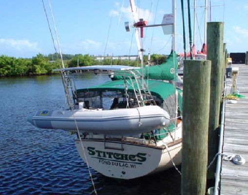 Boats for Sale & Yachts Island Packet 40 Cutter Rig 1995 Sailboats for Sale