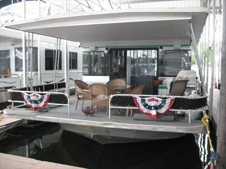 Boats for Sale & Yachts JAMESTOWNER 16x60 w/Catwalks 1995 All Boats