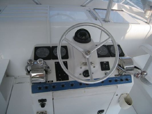 Luhrs EXPRESS DIESELS LOW HOURS 1995 All Boats