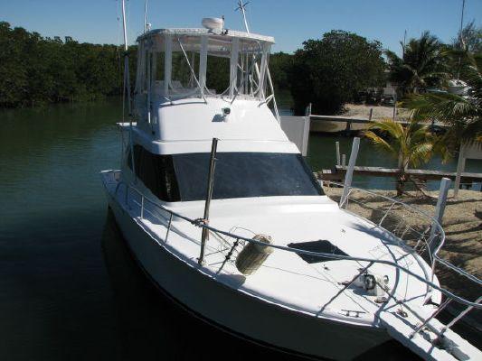 Luhrs Tournament Flybridge Sport Fisherman 1995 Flybridge Boats for Sale