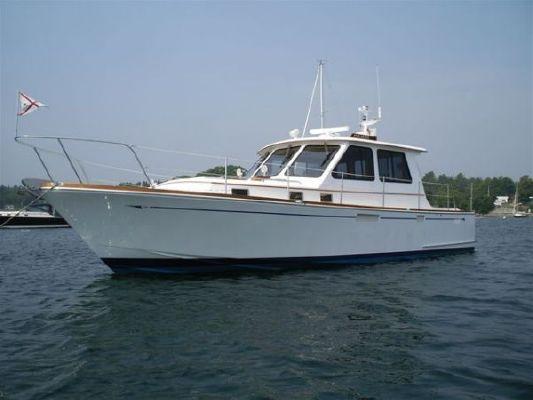 Lyman Morse Hunt Cruiser 1995 All Boats