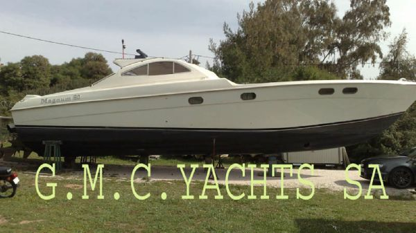 Magnum 50 1995 All Boats