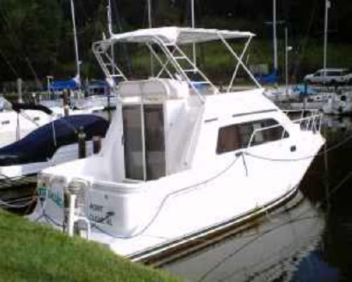 1995 mainship 31 sedan bride  1 1995 Mainship 31 Sedan Bride