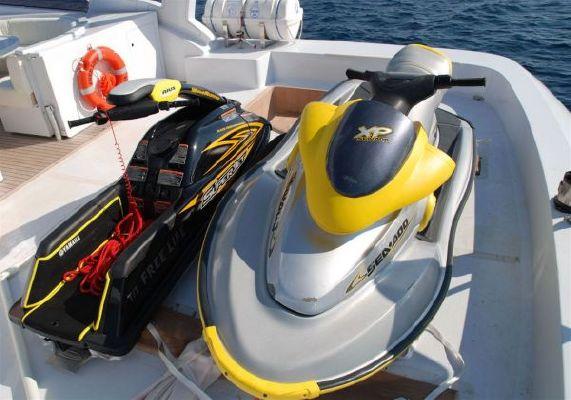 Mondomarine Fast Motor Yacht 1995 All Boats
