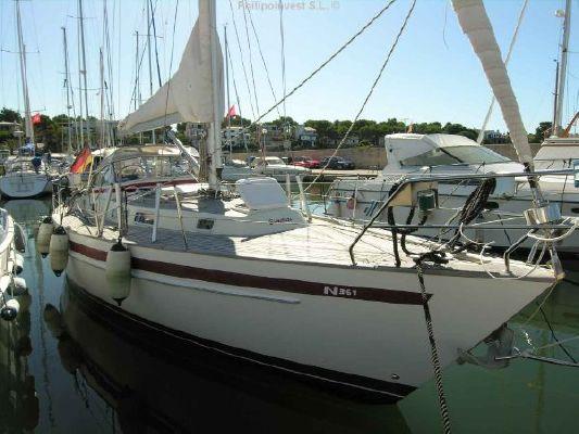 Najad 361 1995 All Boats