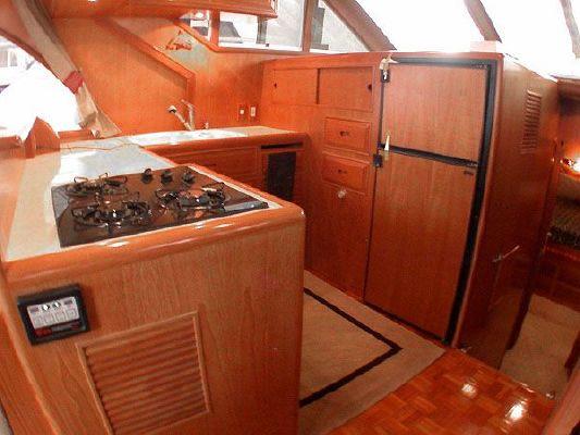 Ocean Alexander 422 Sport Sedan 1995 Ocean Alexander Boats