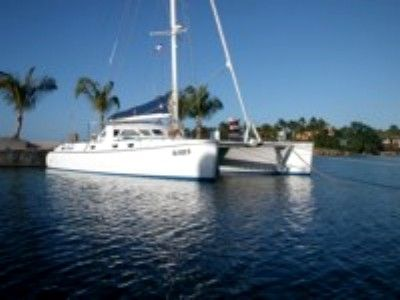 Catamaran outremer