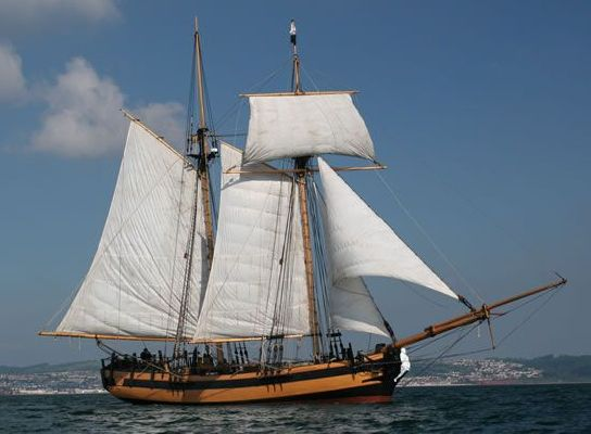 1995 Pirate Topsail Schooner - Boats Yachts for sale
