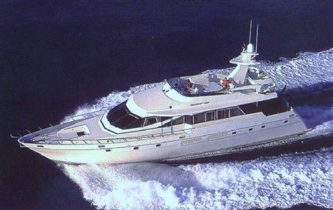President Eurostyle 1995 All Boats