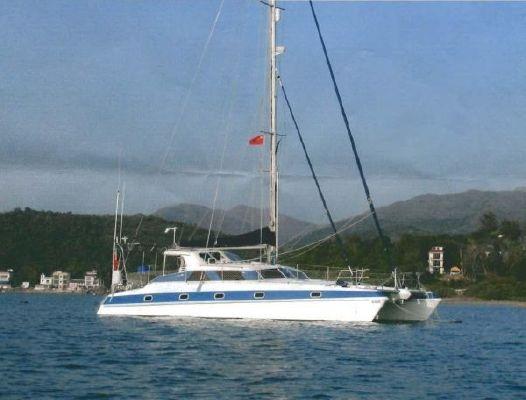 Prout 50 Catamaran 1995 Catamaran Boats for Sale