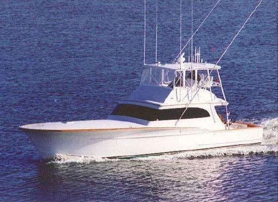 Ricky Scarborough Custom Carolina Sportfish 1995 Sportfishing Boats for Sale