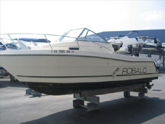 Robalo WALKAROUND 2440 1995 Robalo Boats for Sale