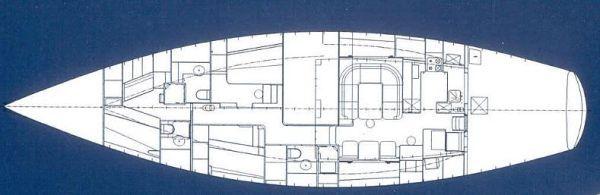 Royal Huisman Ketch 1995 Ketch Boats for Sale