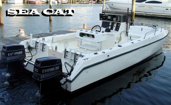 Boats for Sale & Yachts Sea Cat CENTER CONSOLE 1995 All Boats