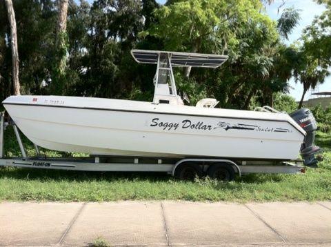 Sea Cat Sl 25 1995 All Boats