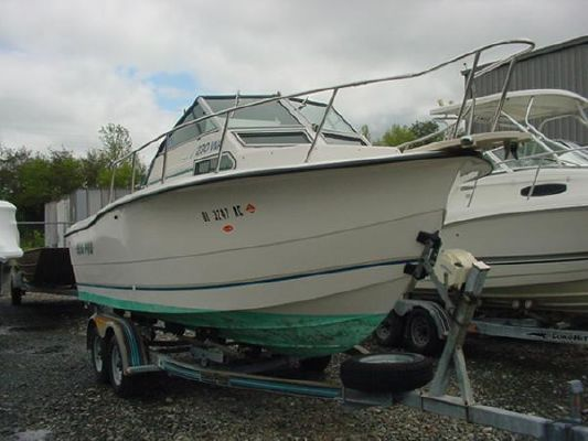 Sea Pro Walkaround 1995 All Boats Walkarounds Boats for Sale