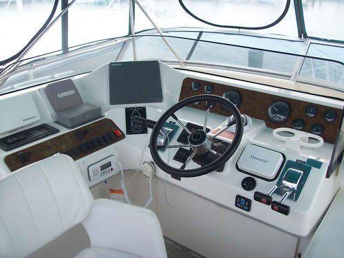 Sea Ray 440 Express Bridge, Trades Accepted 1995 Sea Ray Boats for Sale