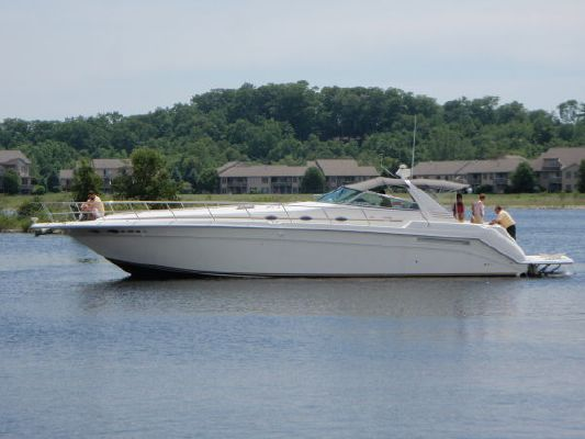 Sea Ray 500 Sundancer W/Lift 1995 Sea Ray Boats for Sale