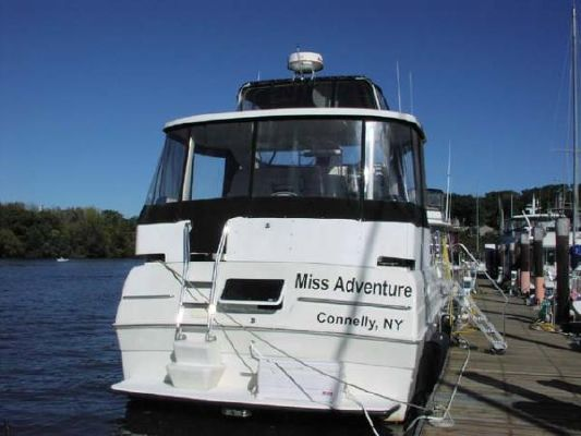 Silverton AFT CABIN 1995 Aft Cabin All Boats