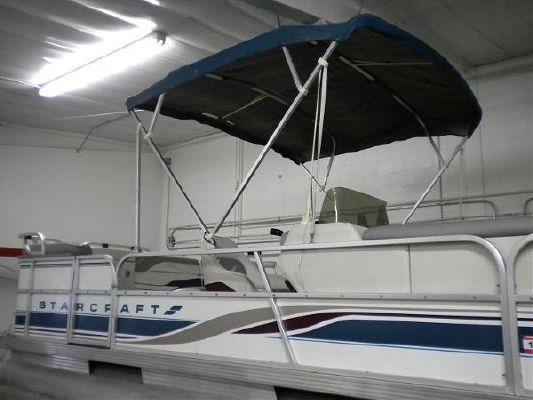 STARCRAFT MARINE 200 DLX Pontoon 1995 Pontoon Boats for Sale
