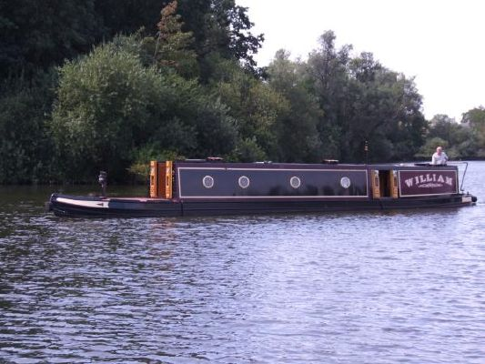 Stowe Hill Narrowboat Tug style trad 1995 All Boats Tug Boats for Sale