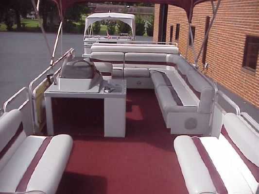 Boats for Sale & Yachts Sun Tracker 240 Party Barge 1995 Sun Tracker Boats for Sale