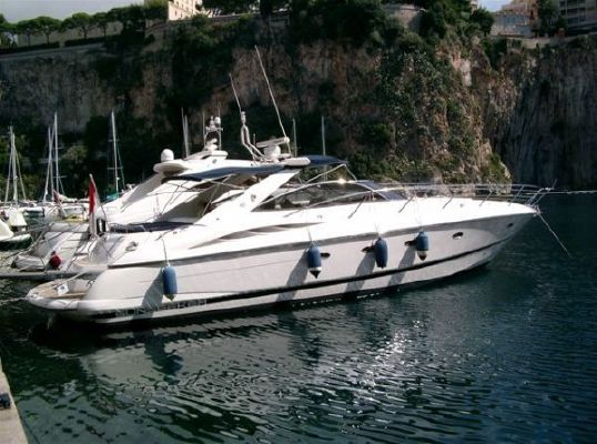 Sunseeker Camargue 55 1995 Sunseeker Yachts