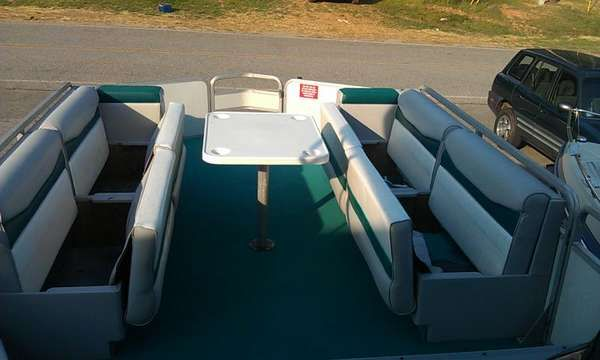 Boats for Sale & Yachts Tracker Party Barge 24 1995 Sun Tracker Boats for Sale