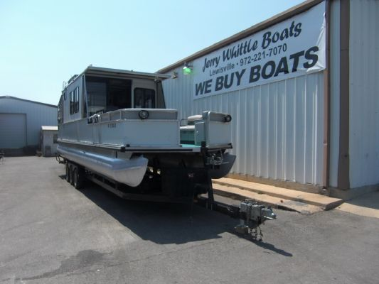 Tracker Party Cruiser 32 Foot 1995 Sun Tracker Boats for Sale
