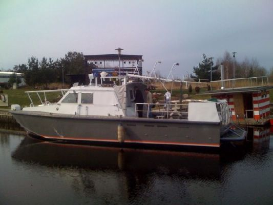 1995 uki workboat ltd search and rescue vessel  1 1995 UKI Workboat ltd Search And Rescue Vessel