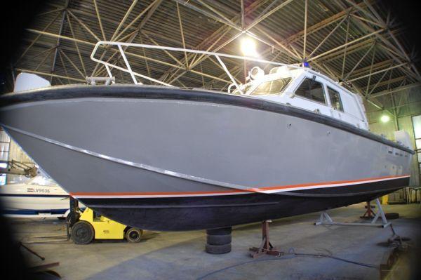 1995 uki workboat ltd search and rescue vessel  18 1995 UKI Workboat ltd Search And Rescue Vessel