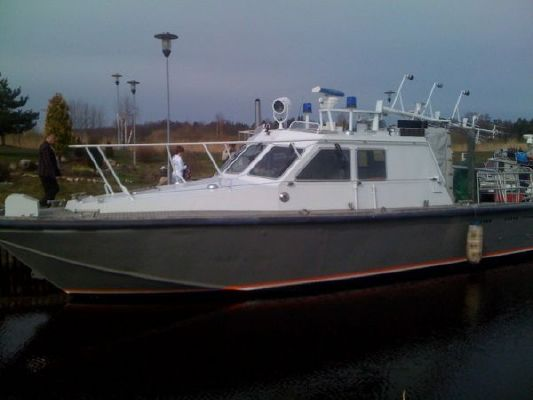 1995 uki workboat ltd search and rescue vessel  3 1995 UKI Workboat ltd Search And Rescue Vessel