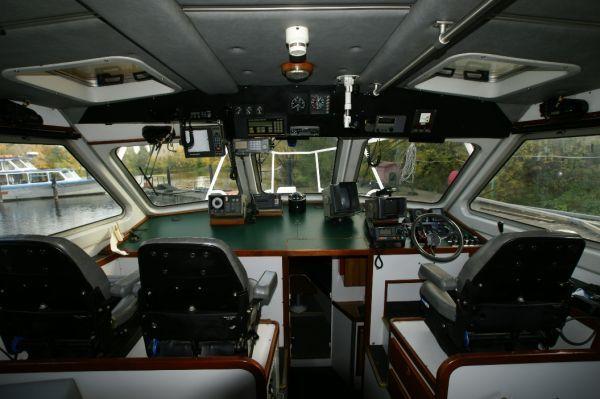 1995 uki workboat ltd search and rescue vessel  7 1995 UKI Workboat ltd Search And Rescue Vessel