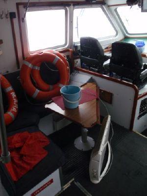 1995 uki workboat ltd search and rescue vessel  8 1995 UKI Workboat ltd Search And Rescue Vessel