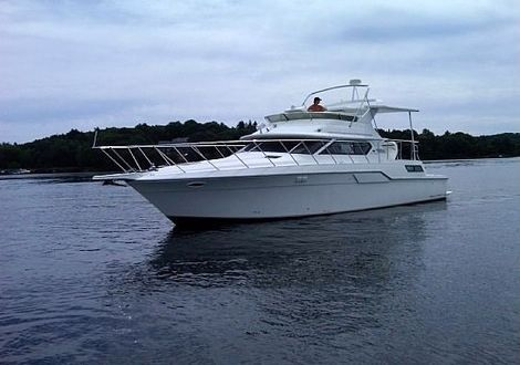 1995 Wellcraft 46 Cmy Fmc Boats Yachts For Sale