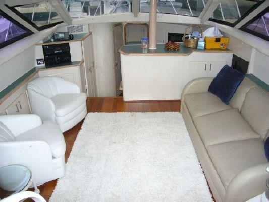 1995 wellcraft aft cabin motoryacht  2 1995 Wellcraft Aft Cabin Motoryacht