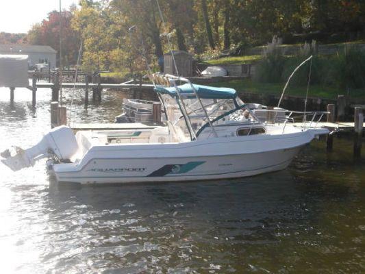 Boats for Sale & Yachts Aquasport 225 Explorer 1996 Motor Boats