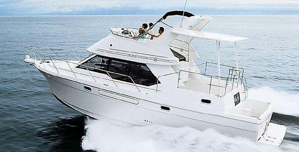 Bayliner 4087 Aft Cabin Motoryacht 1996 Aft Cabin Bayliner Boats for Sale