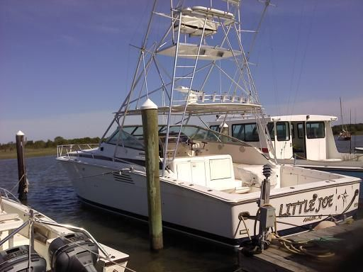 Bertram MOPPIE 1996 Bertram boats for sale