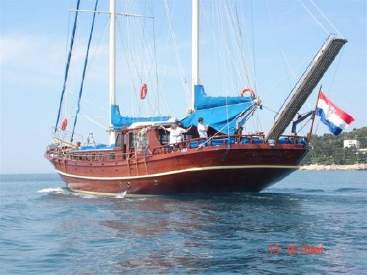 Boats for Sale & Yachts Bodrum Boatyard Luxury Gulet 1996 Ketch Boats for Sale