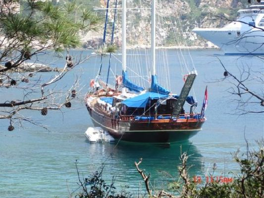 BODRUM Gulet 28 M REDUCED 1996 Ketch Boats for Sale