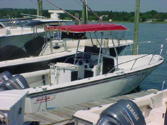 Boston Whaler 24 Outrage 1996 Boston Whaler Boats