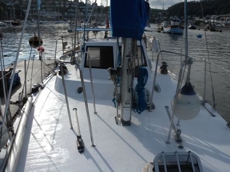 Boats for Sale & Yachts Bruce Roberts 43' Blue water Cutter 1996 Sailboats for Sale