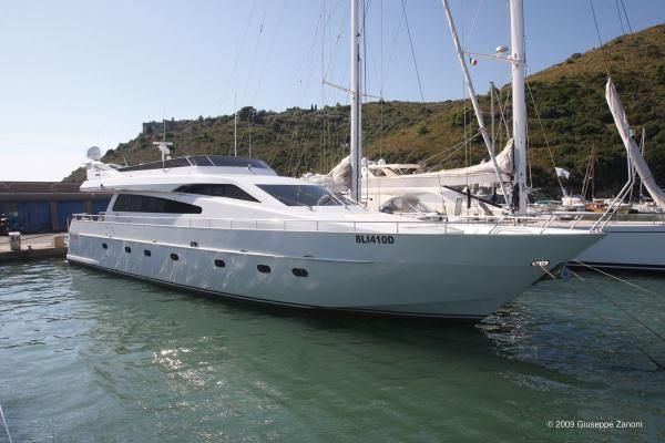Cantieri Navali Lavagna (Admiral) 1996 All Boats