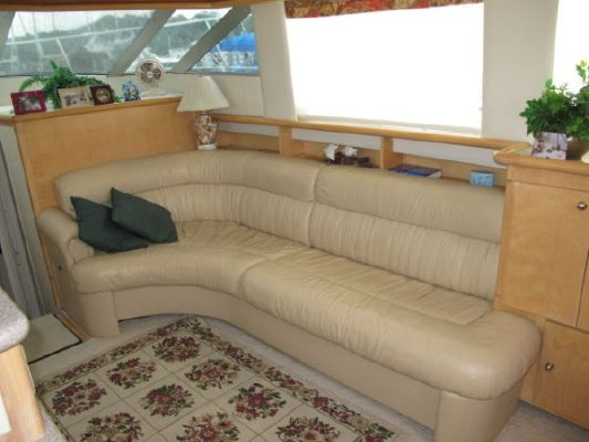 1996 carver 455 aft cabin with 3 staterooms  12 1996 Carver 455 Aft Cabin with 3 Staterooms