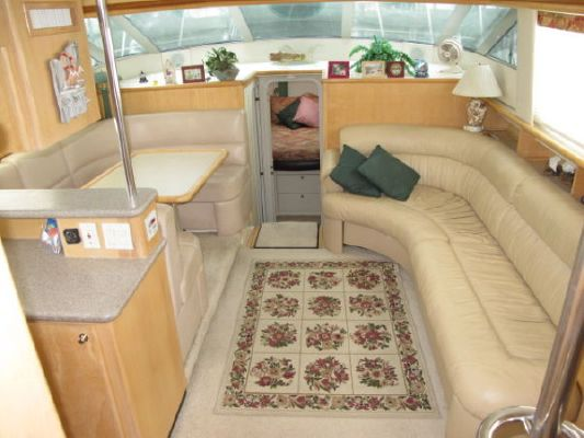 1996 carver 455 aft cabin with 3 staterooms  7 1996 Carver 455 Aft Cabin with 3 Staterooms