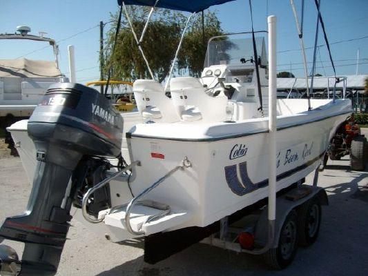 Cobia Center Console 1996 All Boats