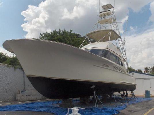 Boats for Sale & Yachts Custom Carolina/Buddy Davis Convertible (deck & house just painted) 1996 All Boats Convertible Boats