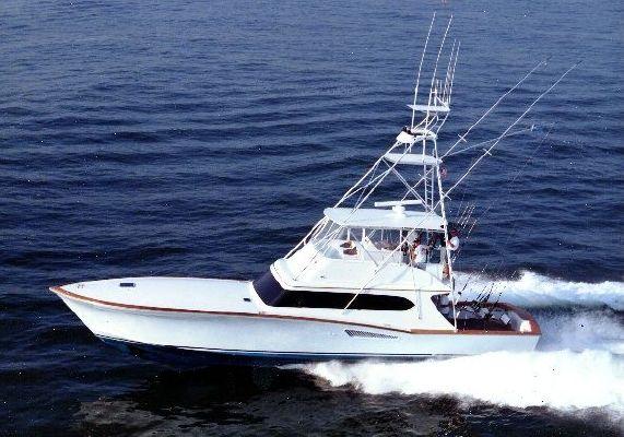 Custom Carolina Island Boat Works Sportfish 1996 Sportfishing Boats for Sale